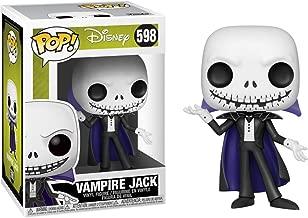 Vampire Jack: Funko Pop! Vinyl Figure & 1 Compatible Graphic Protector Bundle (598 - 42672 - B)