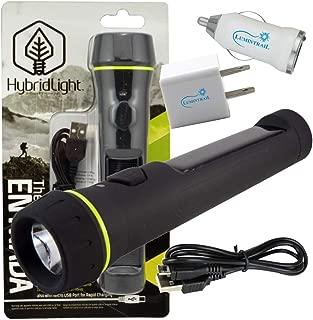 Best hybrid solar flashlight Reviews