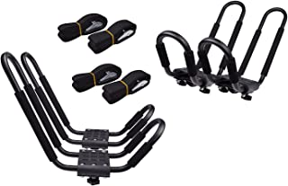 ski racks for cars without crossbars