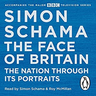 The Face of Britain cover art