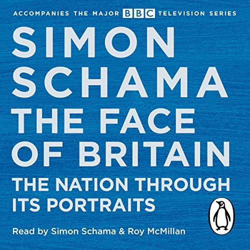 The Face of Britain audiobook cover art