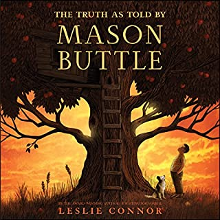 The Truth as Told by Mason Buttle audiobook cover art