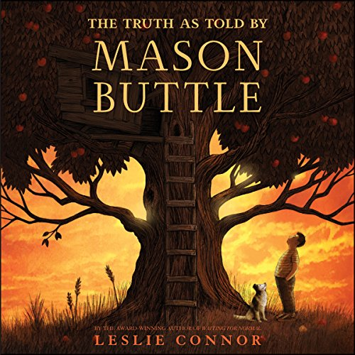 The Truth as Told by Mason Buttle cover art
