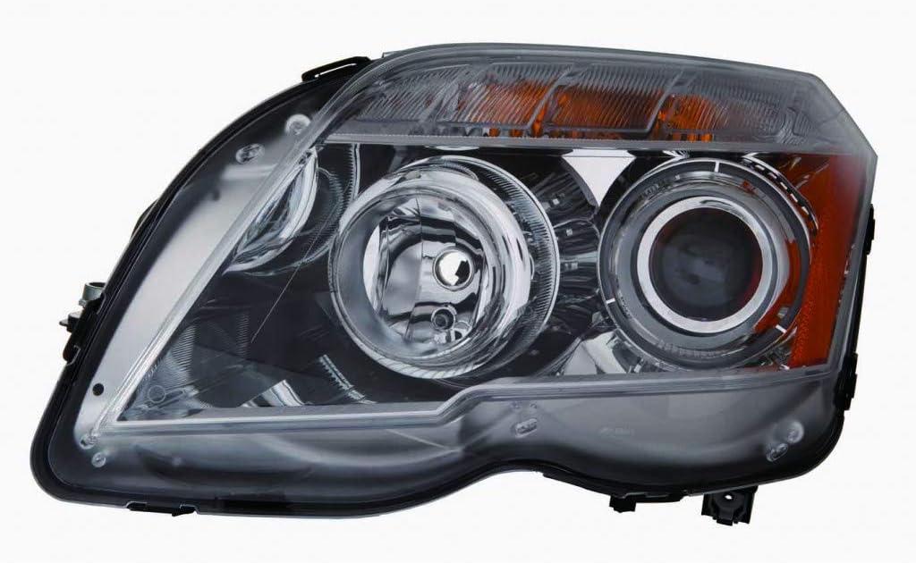 For 2010-2012 Mercedes GLK350 Side Marker Light Bulb Front Hella 82453TH 2011