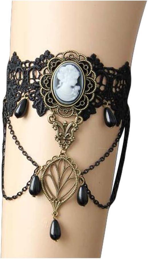 Panda Legends Tassels Adjustable Upper Arm Ornament Arm Bracelet Armlet Arm Chain Cuff