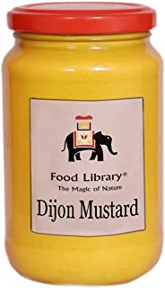 Food Library The Magic of Nature Traditional Dijon Mustard, 370g
