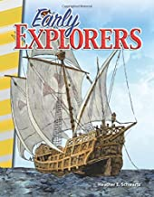 Teacher Created Materials - Primary Source Readers: Early Explorers - Grades 4-5 - Guided Reading Level O