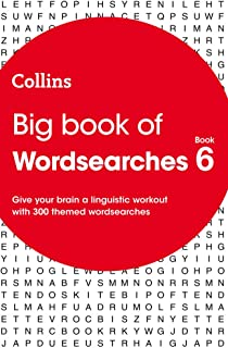 Big Book of Wordsearches 6: 300 Themed Wordsearches