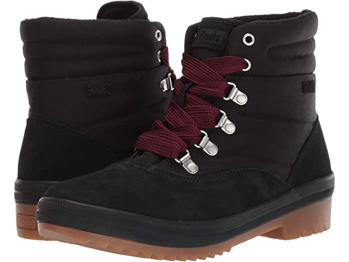 Keds Camp Boot Suede + Nylon Thinsulate