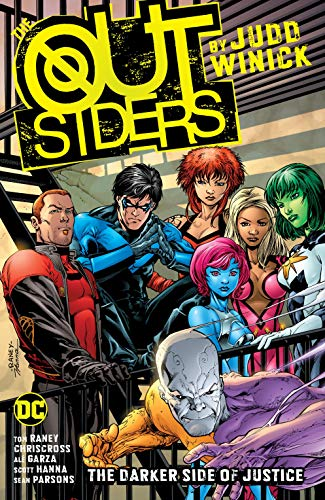 The Outsiders by Judd Winick Book One (Outsiders...