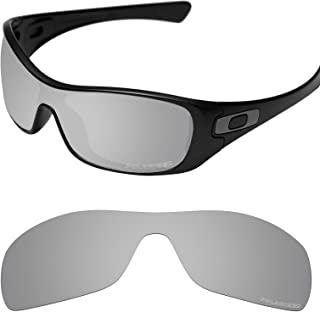 Tintart Performance Lenses Compatible with Oakley Antix Polarized Etched