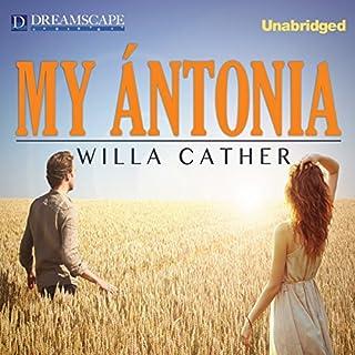 My Antonia Titelbild