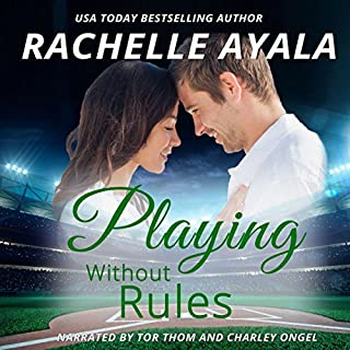 Playing Without Rules audiobook cover art