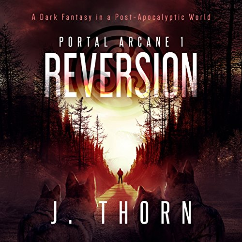 Reversion: Portal Arcane 1 audiobook cover art