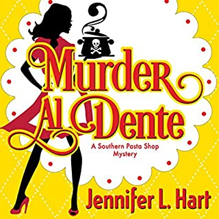 Murder Al Dente cover art