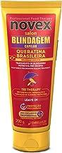 Novex Haircare Blindagem Brazilian Keratin Heat Protector Leave in