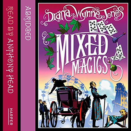 Mixed Magics audiobook cover art