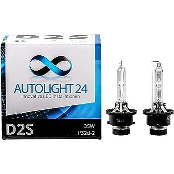 2 Stk. 2 OsramD2S Xenarc Cool BlueIntense 35W Gasentladungslampe