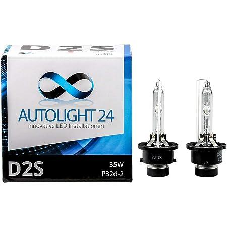 2 x Xenon Brenner D2S Lampen Birnen E-Zulassung für Mazda 5 CR19
