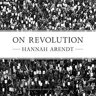 On Revolution audiobook cover art