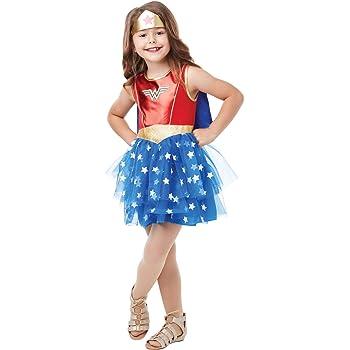Rubies Costumes Mujer Maravilla Tutu Toddler Costume 2-4T: Amazon ...