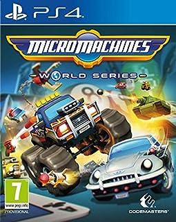 Micro Machines: World Series (Ps4)