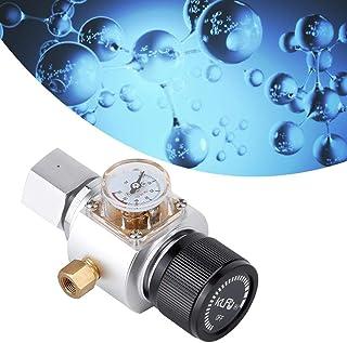 ガスレギュレーター、ミニCO2ガスレギュレーターソーダ水圧減圧弁アダプター自作用ソーダボトルアクセサリー