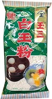 Japan Shiratamako Tamasan White Jade Powder Sweet Rice Flour Dessert 麻糬白玉粉 7.05oz - total of 8 units