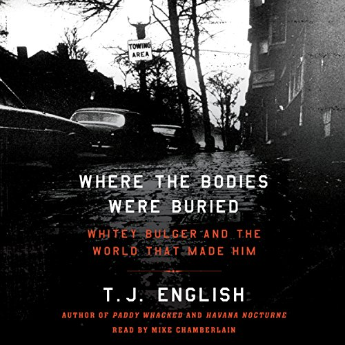 Where the Bodies Were Buried audiobook cover art