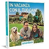 SMARTBOX - Cofanetto regalo coppia con cane - idee regalo originale - 2 o 3 giorni in luoghi pet-friendly