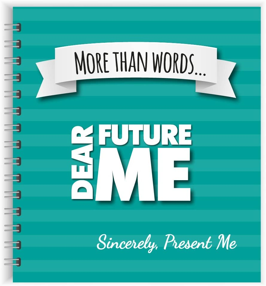 Letters to My Future Self Book - Unique Gift Ideas For 17 Year Old Female Teenage Girl