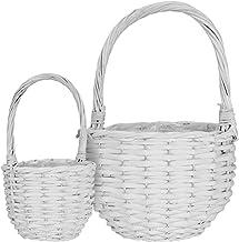 Wicker Basket Dekokorb storage basket shelf basket Basket Cabinet Basket Easter