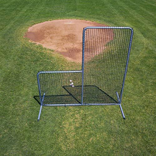 Skywalker Sports Baseball & Softball Safety Screen, 6  L-Screen