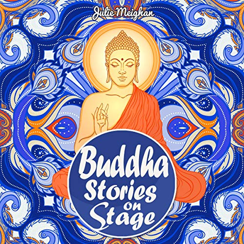 Buddha Stories on Stage: A Collection of Children's Plays audiobook cover art