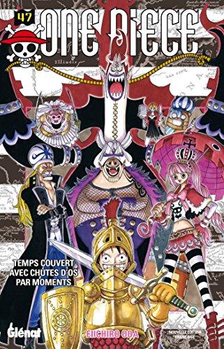 One Piece - Édition originale - Tome 47: Temps couvert avec chutes d'os par moments