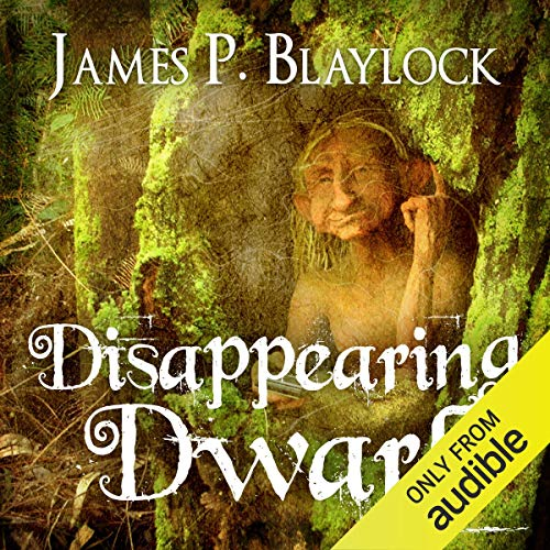 The Disappearing Dwarf cover art