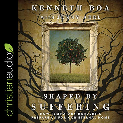 Shaped by Suffering cover art