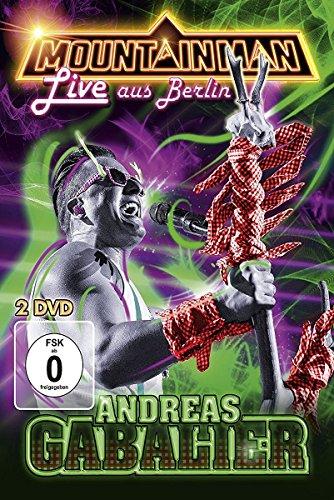 Andreas Gabalier - Mountain Man: Live aus Berlin [2 DVDs]