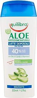 Equilibra Aloe Latte Doposole, 200ml