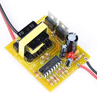 DDIY Inverter DC-AV Converter Soldering Project Electronic Project Kit DIY Parts Beginners Learning Welding Assemble