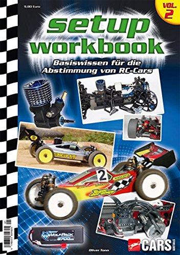 CARS & Details setup workbook II: Basiswissen für die Abstimmung von RC-Cars