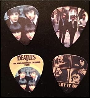 Solid Brass Guitar Pick Acoustic Bass Electric JIM MORRISON