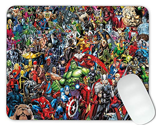 Marvel Heroes Mouse Pad Office Mouse Pad Gaming Mouse Pad Mat Mouse Pad