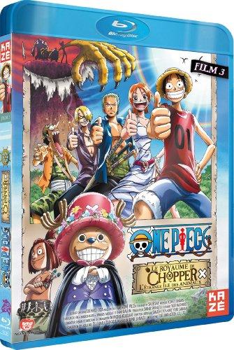 One Piece Film 3 : Le Royaume de Chopper, l'étrange île des Animaux [Blu-Ray]
