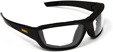 DeWalt DPG83-11D Converter SAFETY Glasses - Clear Anti-Fog Lens (1 Pairper Pack)