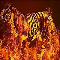 ジグソーパズル大人のための1500ピース宗教的な虎の火グランドキャニオンジグソーパズル