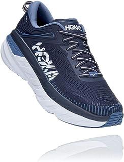 Hoka Bondi 7, Hardloopschoenen voor heren, blauw (OmbreBlue/Provincial Blue OBPB), 47 1/3 EU