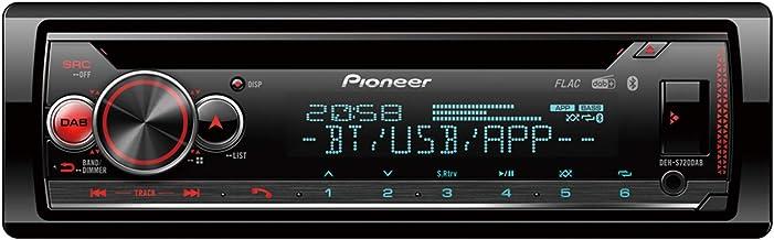 Pioneer DEH-S720DAB , 1DIN Autoradio , CD-Tuner mit FM und DAB+ , Bluetooth , MP3 , USB..