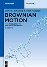 Brownian Motion: An Introduction To Stochastic Processes (de Gruyter Textbook)