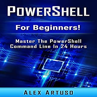PowerShell: For Beginners! cover art